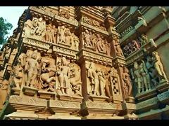 tantra - the erotic sculptures of khajuraho