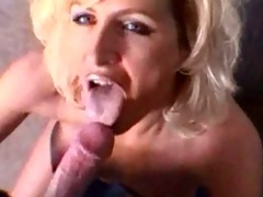 retro milf sucks and foot fucks!