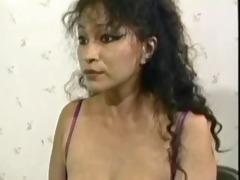hermaphrodite saki st jermaine gets sex after job