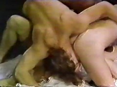 vintage bareback hemorphidite orgy