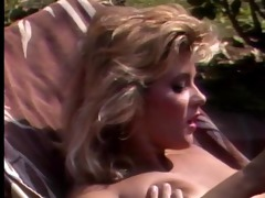 ginger lynn + peter north