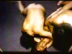 awesome jim cassidy movie scene - threesome!
