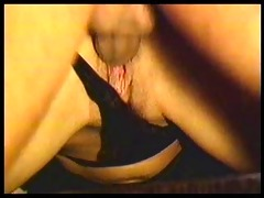 sex dinner with hairy pussy honeys !