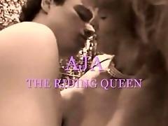 cgs - aja riding queen