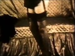 bettie vintage stockings tease (non nude)