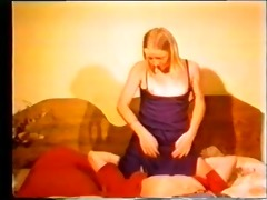 old school anal - featuring crystal dawn &;