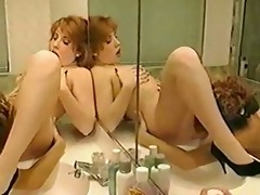 hawt milf acquires a taste of her maid