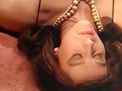 retro brunette hair forbidden pleasure