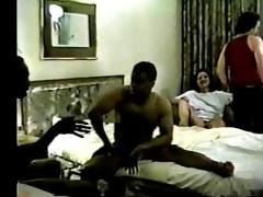 white wifes perverted retro black gangbang 2