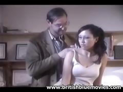 flick shagwell - retro style british pornstar anal