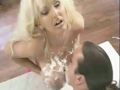 d like to fuck gets whipped jizz and cock creamed