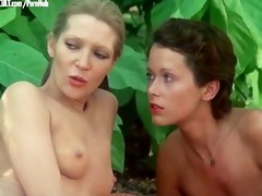 sylvia kristel, jeanne colletin and marika green