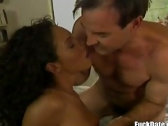 amazing retro interacial fuck with hottest retro