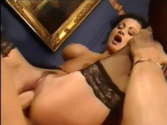 romana blake make this lad came in her tits