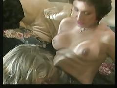 trio women-shemale-male
