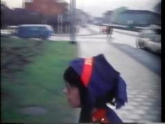 vintage 70s german - die jungfrau mit der