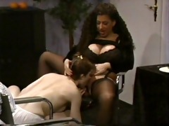 breasty tiziana redford in black underware