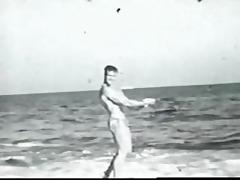 ed fury at the beach