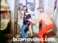 slavery forced classic 70s coarse grindhouse
