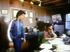 vintage office sex (two scenes)