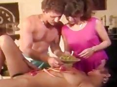non-professional vintage porn movie where...