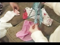 panty gal party - scene 1