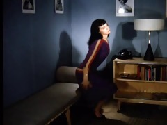 bettie page - melancholy