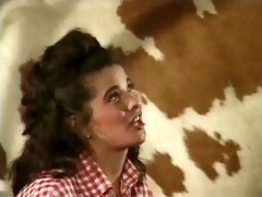 vintage - farmer girl angelica bella milk and