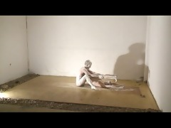 nude stage performance 8 - symmetry study no 2