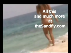 thesandfly naked beach classics world series