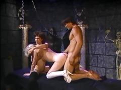 gothic shelady 3some