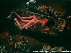 classic porn: blond fire!