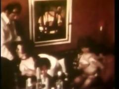 consummate threesome retro sexing