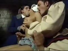 dalila hawt threesome