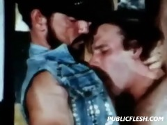 retro bizarre homosexual bdsm compilation