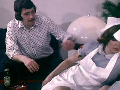 venus film - lusty nurses - vintage loop