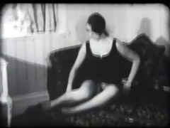 vintage 1960s striptease