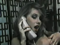 vintage phone call leads to joy