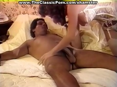 wife and another girl on hubby cock