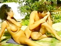 tiziana redford breasty action