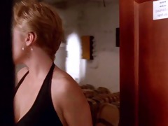 erika eleniak under siege (topless) compilation
