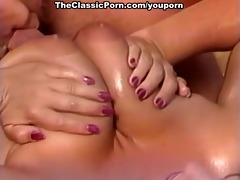 lucky stud worshiped by beauties