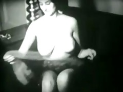 vintage striptease no.1