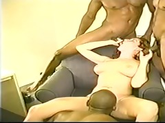 amateur - classic - new york bbc group sex - no