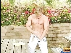 sexually excited large dicked college jocks -