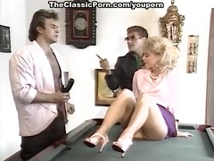 meaty orgasm on the billiard table