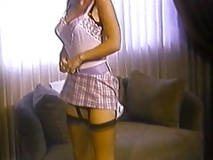you actually got me - vintage striptease