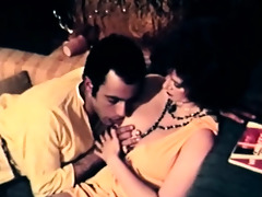 sleek retro fucking and blowjob 1971