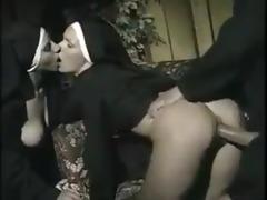 classic nun