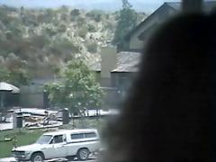 aerobisex angels 1983 - lesbo clip (part #1)